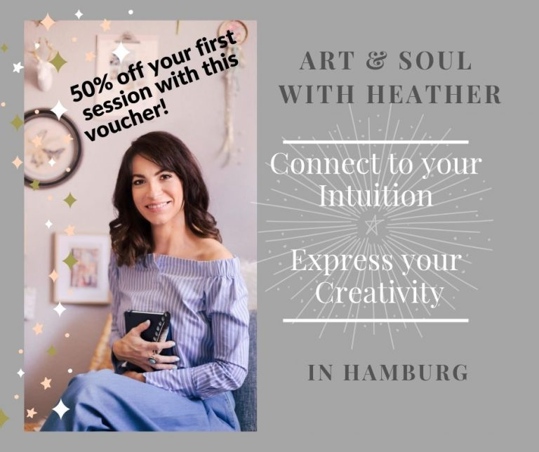 "I launched my ""Art & Soul Sessions"" for a more personal exploration"