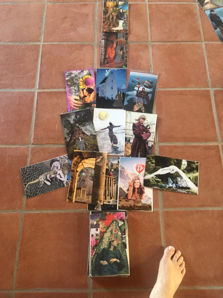 my SoulCollage® Deck