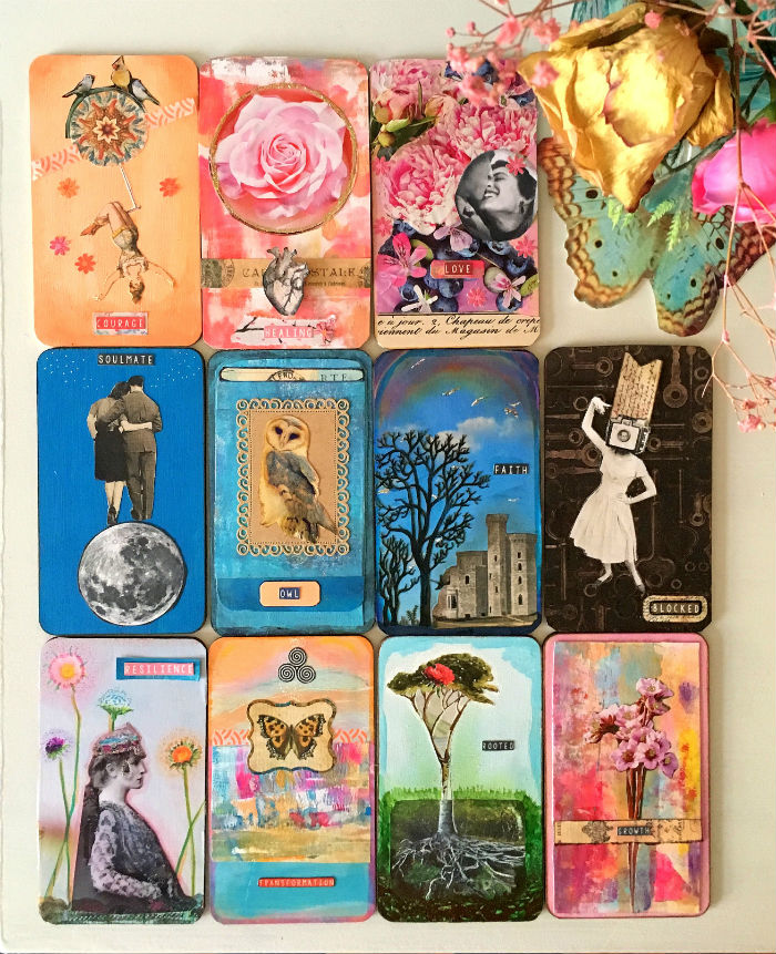 Love oracle cards online free