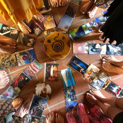 Becoming a certified SoulCollage® Facilitator in Italy